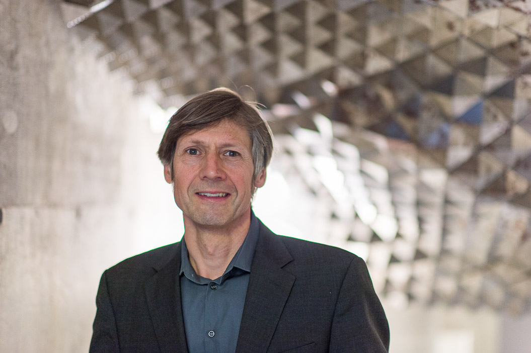 Martin Bechthold, Director of the Doctor of Design Program, Director of Technology Platform, Founding Director of the Material Processes and Systems Group, and Professor of Architectural Technology