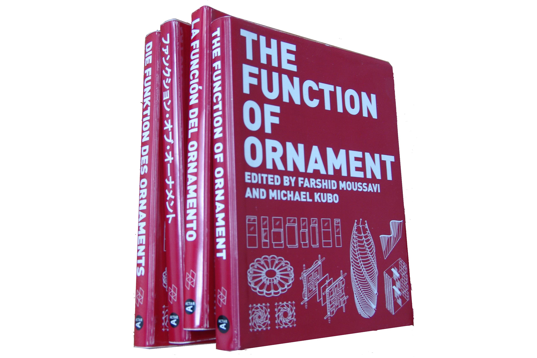 The Function of Ornament by Farshid Moussavi