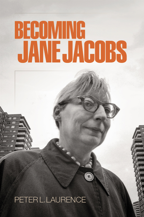 Professional News_1999_Becoming Jane Jacobs Cover