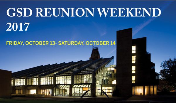 GSD Reunion Weekend 2017