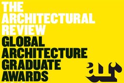 Architectural Review Global Architecture Graduate Awards