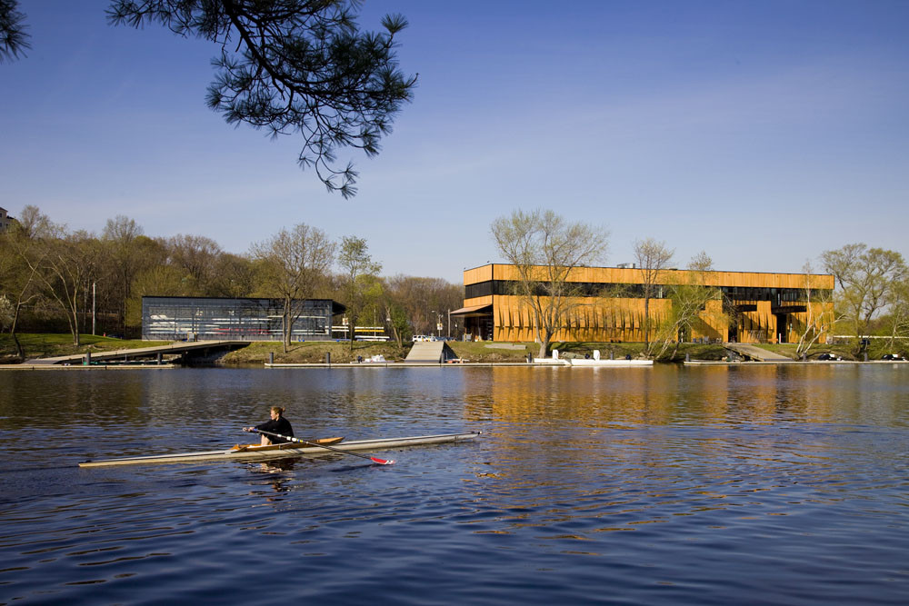 Community Rowing Boathouse