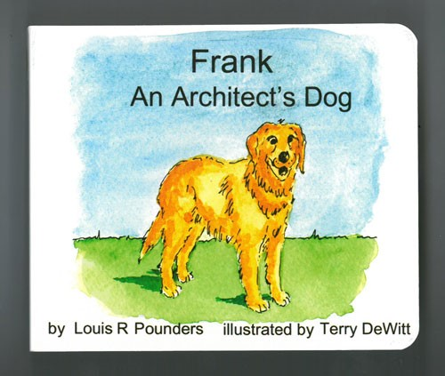 Frank children's book