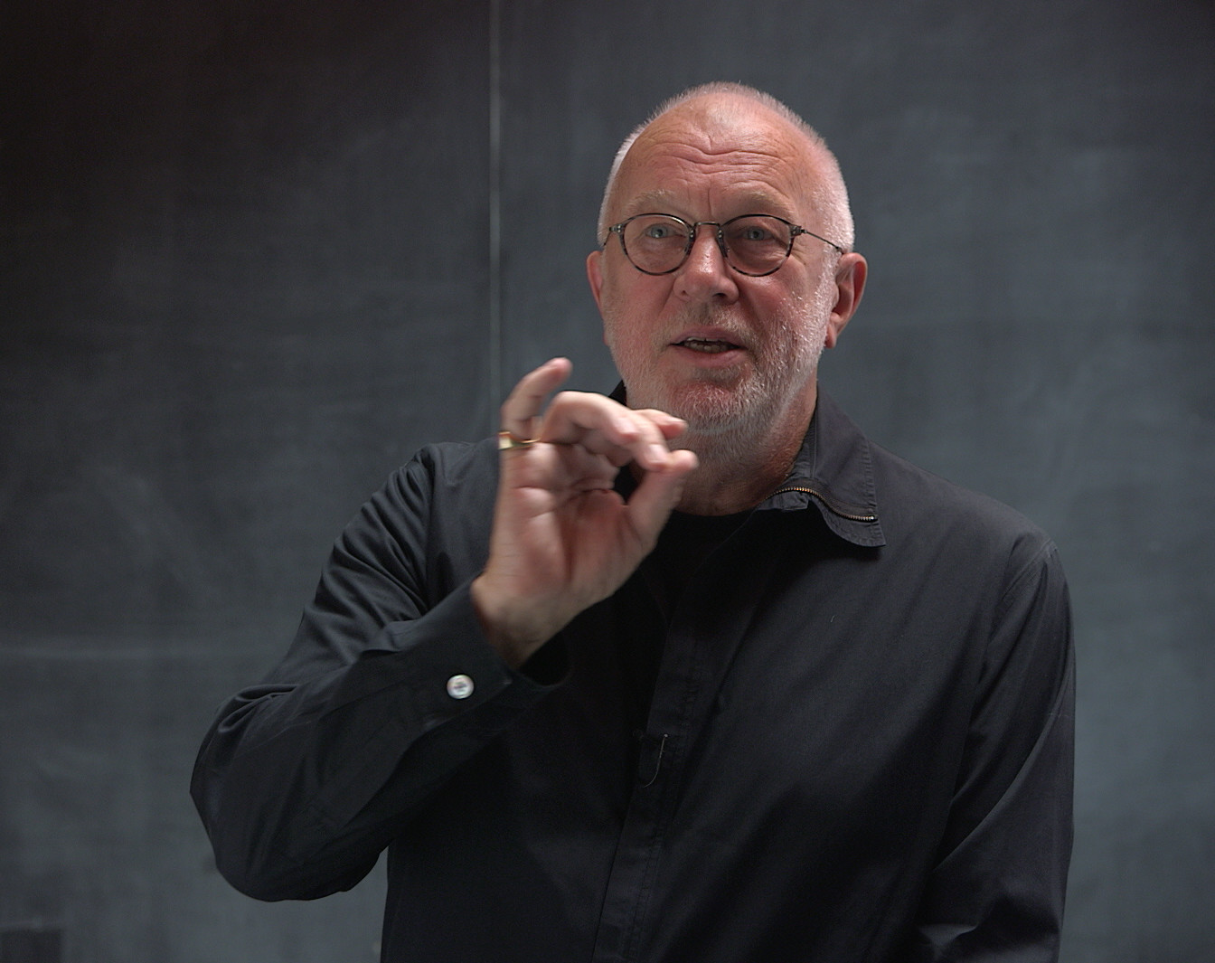 K. Michael Hays, Eliot Noyes Professor of Architectural Theory, associate dean for Academic Affairs, and interim chair of the Department of Architecture