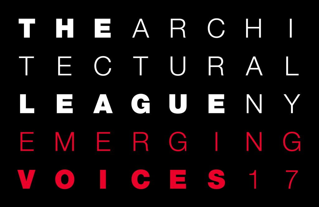 Arch league emerging voices