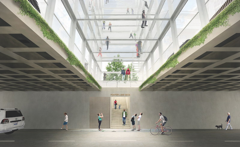 Underpass - Kwong Von Glinow Design Office
